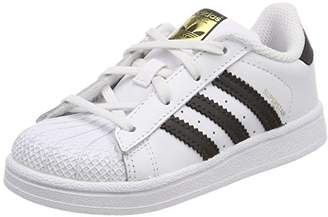 adidas Unisex Babies Superstar I Gymnastics Shoes