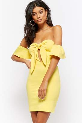 Forever 21 Sweetheart Bodycon Homecoming Dress