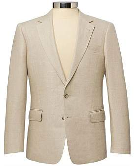 Calibre Chintz Linen Blazer