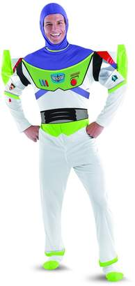 Disguise Toy Story Men's Buzz Lightyear Deluxe Adult