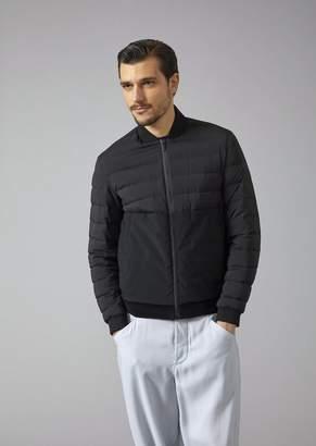 Giorgio Armani Water-Repellent Down Jacket