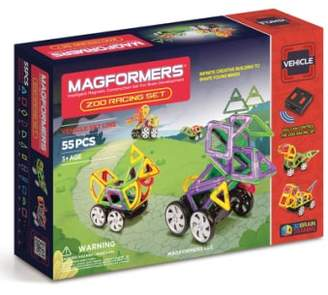 Magformers 'Zoo Racing' Magnetic Remote Control Vehicle Construction Set