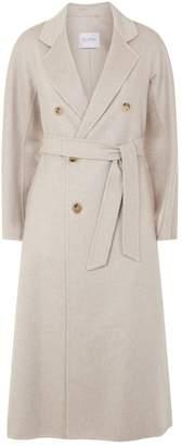 Max Mara Bondone Double Breasted Cashmere Coat