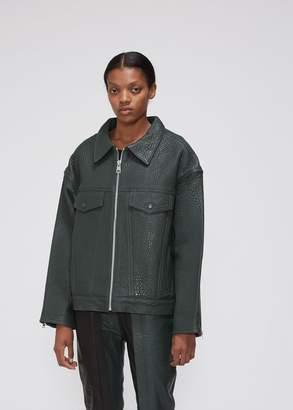 Aalto Leather Utility Jacket