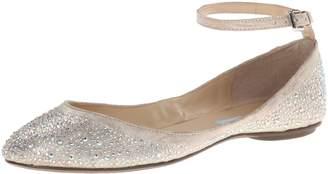 Betsey Johnson Blue by Women's SB Joy Ballet Flat