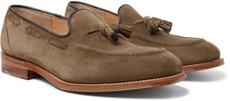 Church's Kingsley 2 Suede Tasselled Loafers - Men - Brown