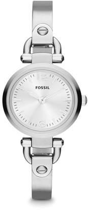 Fossil Women's Georgia Bracelet Watch, 26mm