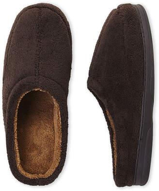 Dearfoams Micro-Terry Clog Slippers