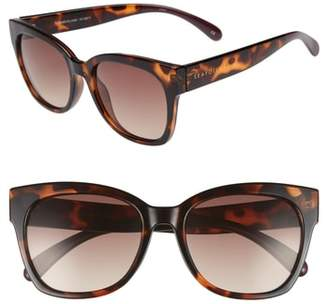 Seafolly Summerland 55mm Cat Eye Sunglasses