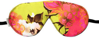 "elizabeth W Elizabethw Silk Sleep Eye Mask ""Kimono"""