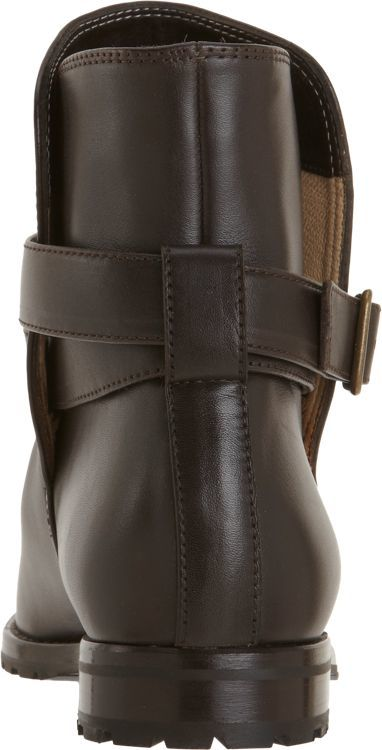 Manolo Blahnik Sulgamaba Ankle Boots-Brown