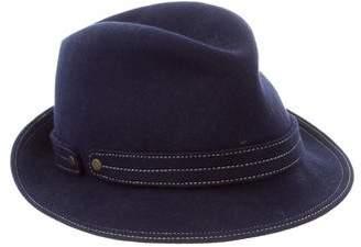 LOLA Cosmetics Felt Fedora Hat