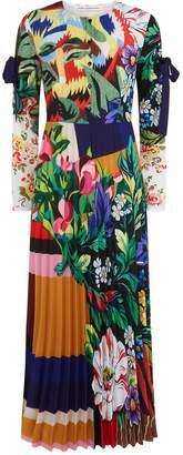 Mary Katrantzou Desmine Floral Maxi Dress