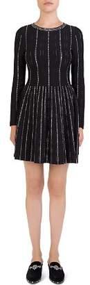 The Kooples Studded Sweater Dress
