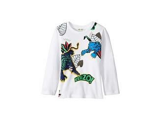 Kenzo Jumping Tiger T-Shirt (Toddler/Little Kids)