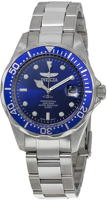 Invicta Pro Diver Blue Dial Men's Watch