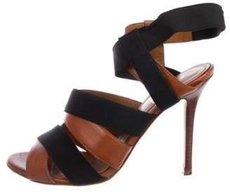 Fendi Caged High-Heel Sandals