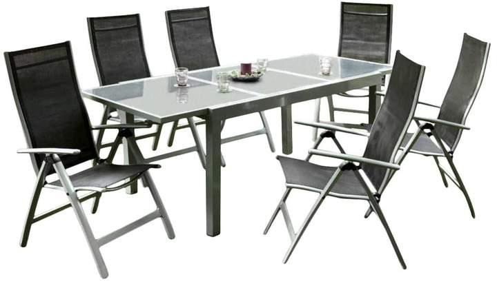 Merxx Gartenesssgruppe Carrara (7-teilig)