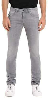Diesel Thommer Slim Fit Jeans in Gray
