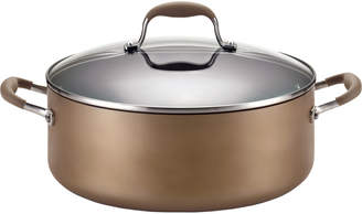 Anolon Advanced 7.5QT. Hard-Anodized Covered Wide Stockpot