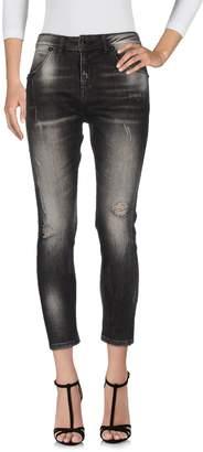 Ab/Soul Denim pants - Item 42581900IQ