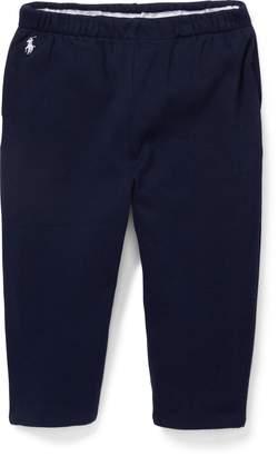 Ralph Lauren Reversible Cotton Pull-On Pant