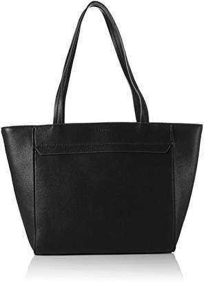 028ca1o003, Womens Bag, Black, 14x22.5x29.5 cm (B x H T) EDC by Esprit