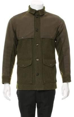 Filson Wool Button-Up Jacket
