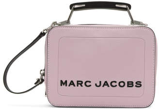 Marc Jacobs (マーク ジェイコブス) - Marc Jacobs パープル The Box バッグ
