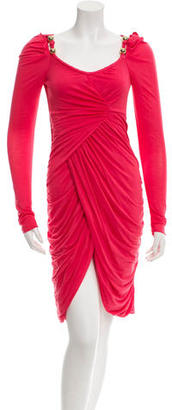 Alice by Temperley Long Sleeve Ruched Dress $65 thestylecure.com