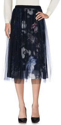 Fuzzi 3/4 length skirt