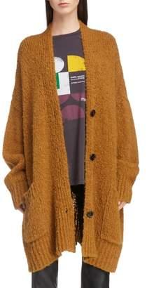 Etoile Isabel Marant Sadlery Alpaca & Wool Blend Cardigan