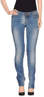 Siviglia DENIM Denim pants - Item 42432738XO