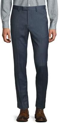 Sondergaard Slim Fit Striped Suit Pants