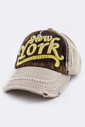 The Hatter Company New York Cap