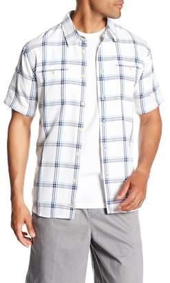 Quiksilver Waterman Collection Island Job Updated Regular Fit Shirt