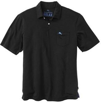 Tommy Bahama 'Bali Sky' Pima Cotton Polo (Big & Tall) $88 thestylecure.com