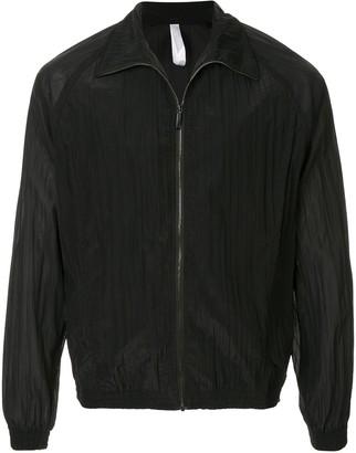 Cottweiler spread collar bomber jacket