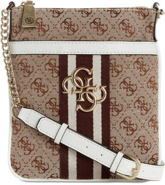 GUESS Vintage Tourist Crossbody