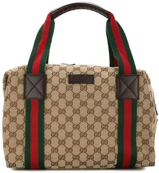 7816326d79e0be Gucci Brown Top Zip Bags For Women - ShopStyle Canada