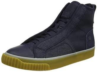 G Star Men's Scuba Mid Denim Sneaker