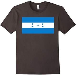 Honduras Flag T-Shirt Honduran Party Reunion Pride Shirt