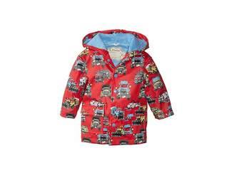 Hatley Monster Trucks Raincoat (Toddler/Little Kids/Big Kids)