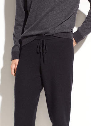 Vince Thermal Cashmere Jogger