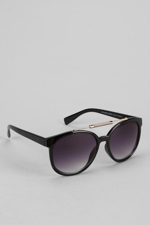 Spitfire New World Order 2 Aviator Sunglasses