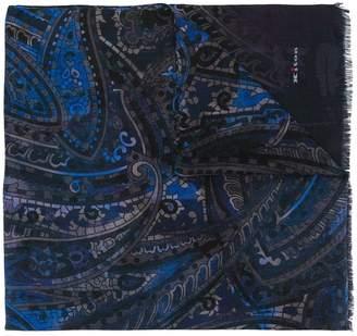 Kiton cashmere scarf