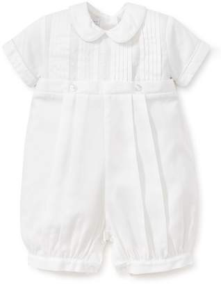 Kissy Kissy Alexander Collared Romper