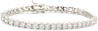 Kenneth Jay Lane CZ Bracelet $95 thestylecure.com