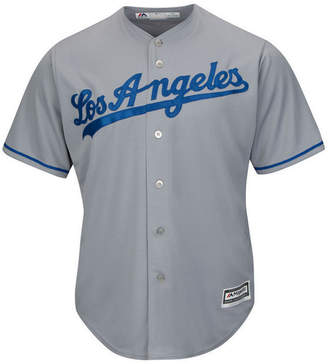 Majestic Men Los Angeles Dodgers Blank Replica Big & Tall Jersey