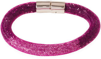 Swarovski Stardust Crystal Mesh Bracelet, Purple, Small $45 thestylecure.com